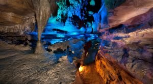 The Magical Underground Waterfall In Tennessee You Have To Visit