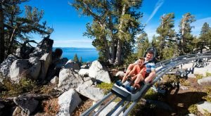 The Mountain Coaster In Northern California That Will Take You On A Ride Of A Lifetime