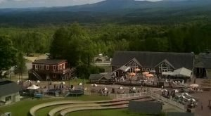 There's An Adventure Park Hiding In The Middle Of A Vermont Forest And Bromley Mountain Is Worth A Visit