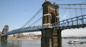 Most People Don't Know There's A Little Brooklyn Bridge In Ohio