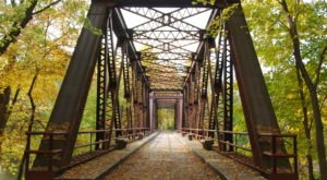 You've Never Experienced Anything Like This Abandoned Railroad Hike In New York