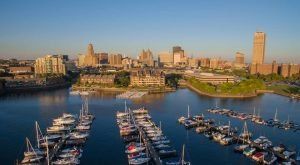 These 9 Aerial Views Of Buffalo Will Leave You Mesmerized