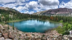 The Sapphire Lakes In Utah That Are Devastatingly Gorgeous