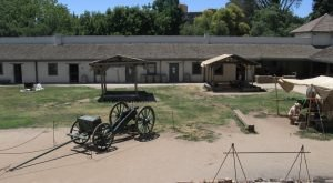 The Historic State Park That All Northern Californians Need To Visit At Least Once