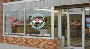 The Tiny Shop In North Dakota That Serves Homemade Ice Cream To Die For