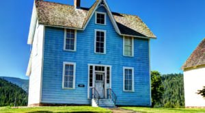 You'll Want To Visit These 11 Houses In Idaho For Their Incredible Pasts