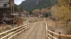Most People Have Long Forgotten About This Vacant Ghost Town In Rural Idaho