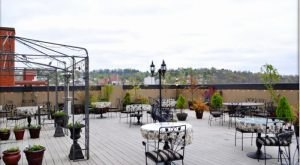 You'll Love This Rooftop Restaurant In West Virginia That's Beyond Gorgeous