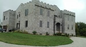 Spend The Night In Indiana's Most Majestic Castle For An Unforgettable Experience