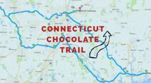 There's Nothing Better Than This Mouthwatering Chocolate Trail In Connecticut
