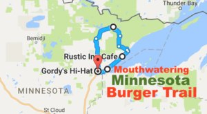 There's Nothing Better Than This Mouthwatering Burger Trail In Minnesota