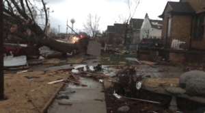 2 Dead, More Than A Dozen Injured As Tornadoes Rake Across Illinois And The Midwest