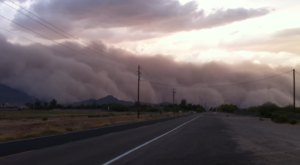 A Massive Dust Storm Just Shut Down This Arizona Interstate