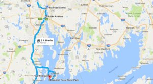 We Dare You To Take This Road Trip To Rhode Island's Most Abandoned Places