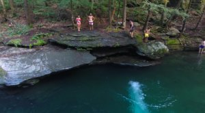 The Sapphire Natural Pool In New York That's Devastatingly Gorgeous