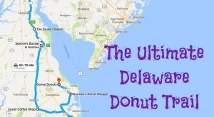 There's Nothing Better Than This Mouthwatering Donut Trail In Delaware