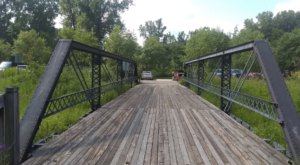 Take A Journey Through This One-Of-A-Kind Bridge Park In Michigan