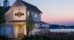 You'll Never Want To Leave This Enchanting Waterfront Restaurant In Rhode Island