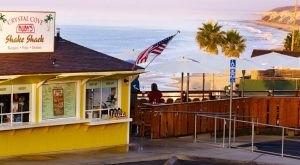 The Retro Milkshake Shack In Southern California That Will Make You Feel Like A Kid Again