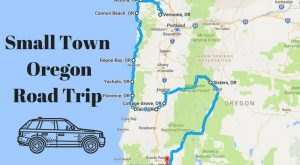 Take This Road Trip Through Oregon's Most Picturesque Small Towns For A Charming Experience