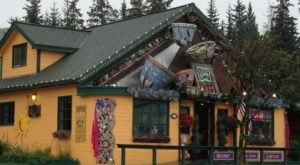 The Most Whimsical Restaurant In Alaska Belongs On Your Bucket List