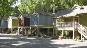 A Tiny Town In Arkansas, Eureka Springs Is Full Of Whimsical Treehouses