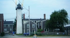 This Lighthouse In Massachusetts Is Actually A Restaurant And It's Amazing
