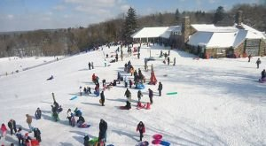 Here Are the 8 Best Places To Go Sled Riding Near Buffalo This Winter