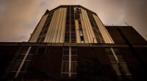 The Deserted Hospital In Pennsylvania That's Eerily Post-Apocalyptic