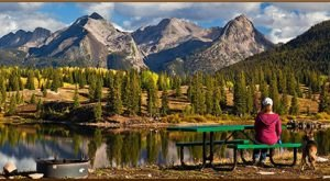 This Might Just Be The Most Beautiful Campground In All Of Colorado