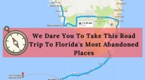 Take A Thrilling Road Trip To The 6 Most Abandoned Places In Florida