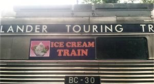 Explore Rhode Island's Very Own Ice Cream Train For A Delicious Trip You'll Never Forget