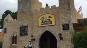 A Whimsical Restaurant In Texas, King's Biergarten Is A Must-Visit