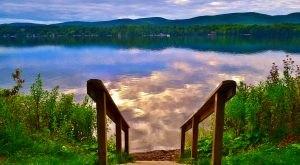 The Sapphire Lake In Massachusetts That's Devastatingly Gorgeous