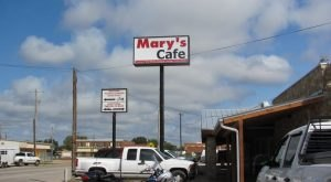 People Go Crazy For The Chicken Fried Steak At Mary's Cafe, A Small Town Texas Eatery
