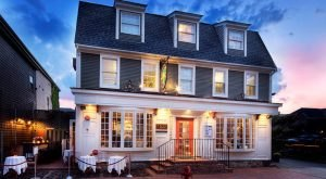 These 7 Fabulous Inns Are Home To Some Of The Best Restaurants In Rhode Island