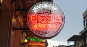 The Ultimate Pizza Bucket List In New Orleans That Will Make Your Mouth Water