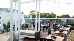 You'll Love This Rooftop Restaurant In Maryland That's Beyond Gorgeous
