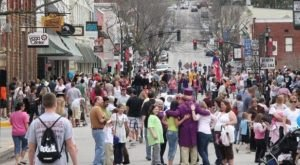 You Won't Want To Miss This Incredible Chocolate Festival In West Virginia