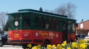 The Pennsylvania Wine Trolley Tour You'll Absolutely Love