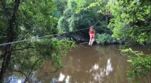 The Epic Zipline In Mississippi That Will Take You On An Adventure Of A Lifetime