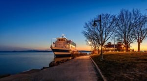 This Gorgeous Sunset Cruise Will Show You Vermont Like You've Never Seen It Before