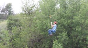 The Epic Zipline In Nebraska That Will Take You On An Adventure Of A Lifetime