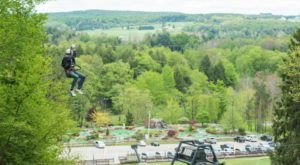 The Epic Zipline Near Buffalo That Will Take You On An Adventure Of A Lifetime