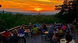 This Humble, Little Burrito Shop Has Some Of The Best Views In West Virginia