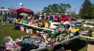 A 272-Mile Yard Sale Goes Right Through Florida And It's Filled With Treasures