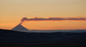Few People Realize There's An Active Volcano Right Here In Alaska
