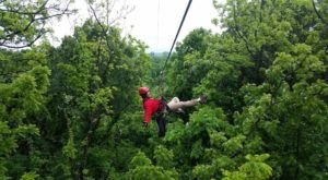 The Epic Zipline In Kansas That Will Take You On An Adventure Of A Lifetime