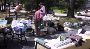 You'll Absolutely Love This 10 Mile Yard Sale Going Right Through Maine