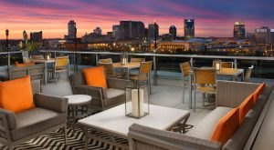 You'll Love This Rooftop Restaurant In Nashville That's Beyond Gorgeous